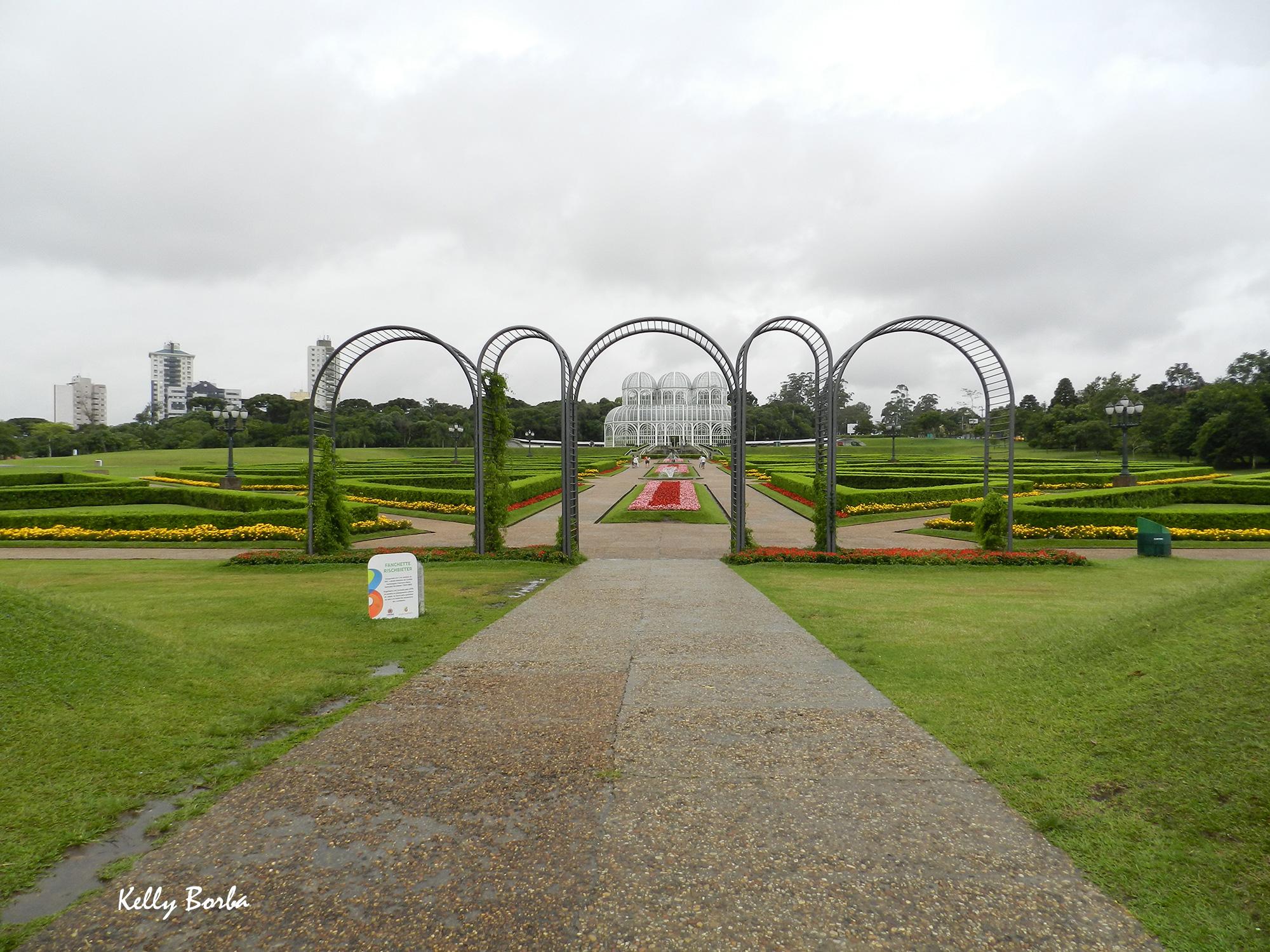 Jardim Botânico – Curitiba/PR