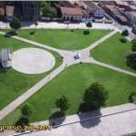 Foto original da Praça
