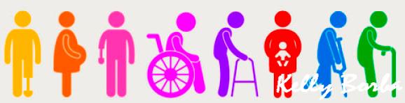 Arquitetura para pessoas com Mobilidade Reduzida