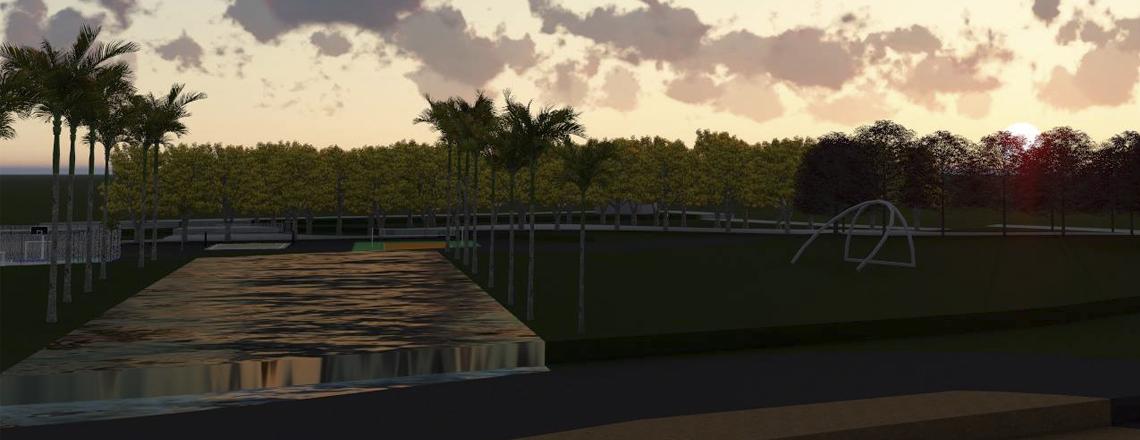 Ampliação do Parque Central_Brusque-SC